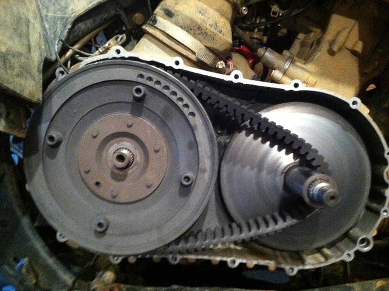 Cc Suzuki Quad Rebuilt Motor